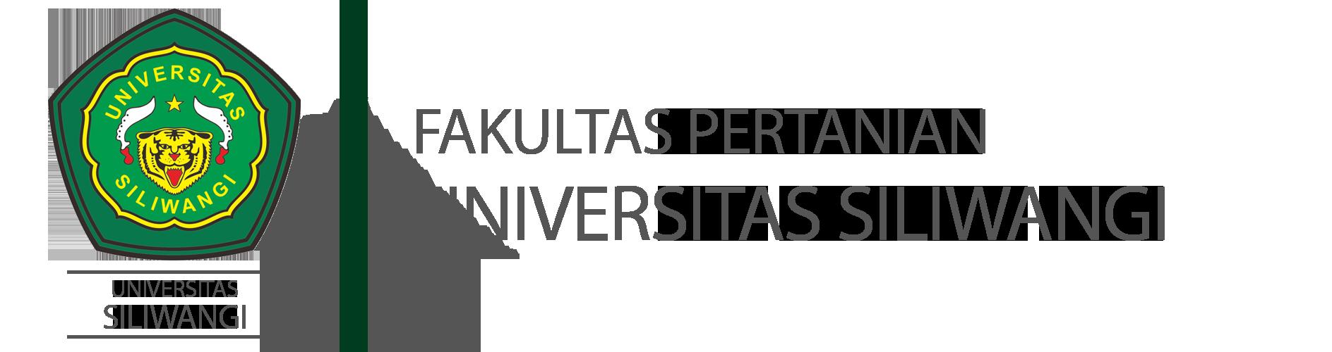 Website Resmi Fakultas Pertanian Universitas Siliwangi